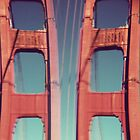 Golden Gate Bridge by Ashley Marie
