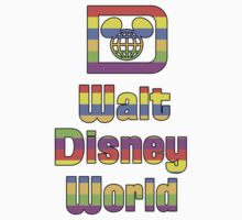 WDW Word Colors by AngrySaint
