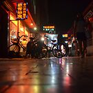 Beijing Nocturne by Jamie Alexander