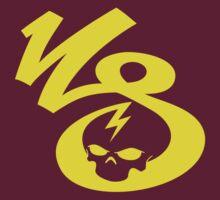 KrakkdSkullz - KS Logo - Yellow by krakkdskullz