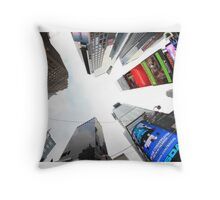 pbbyc - NY Skyline Throw Pillow