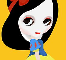 Snow White Doll by Jessica Slater