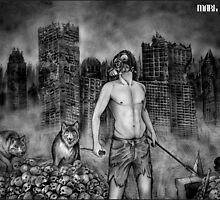 Apocalypse by mark-chaney