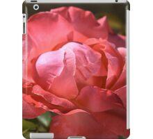 Light on Rose iPad Case/Skin