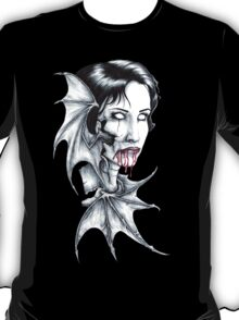 Portrait of a Vampire T-Shirt