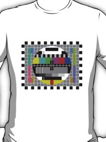 Sheldon Cooper's Test Pattern * T-Shirt