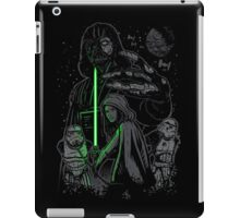 Skywalking Dead on Black iPad Case/Skin
