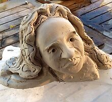 Clay sculpture  by VarryNiven