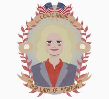 Leslie Knope by Spencer Salberg