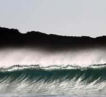 Fluid Glass- The Beauty of the Wave by Jack Doherty