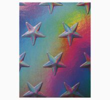 PSYCHEDELIC STARS. Kids Clothes