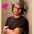 Johnny Depp  by TiffanyFaye