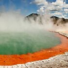 Warming Champagne pool by SilverEye-RB