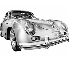Porsche 356 Speedster by chris-csfotobiz