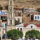 Agios Nikolaos Bell Tower by Tom Gomez