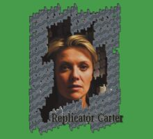 Replicator Carter - Stargate SG1 by Alkasen
