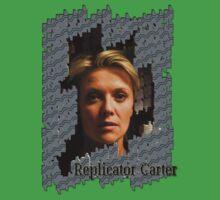 Replicator Carter - Stargate SG1 by Alkasen