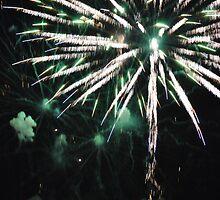 Fireworks... by Cindy Rubino