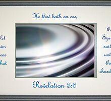 Hear What the Spirit Saith. . . by aprilann