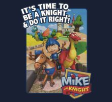 Mike the Knight!! by Purin