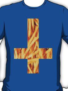 Fries - Inverted Cross T-Shirt
