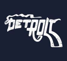 Detroit Smoking Gun by KDGrafx