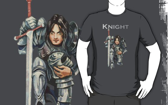 Knight by ZergKnight