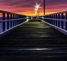 the pier by ketut suwitra