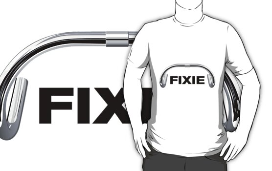 Classic Track Handlebars - FIXIE by BonkersStyle