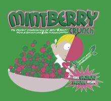 Mint Berry Crunch Cereal by RetroReview