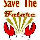 Save The Future: Zoidberg by kittenofdeath