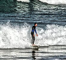 Surfing by Roxy J