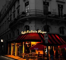 Cafe Palais Royal by Andrew Dickman