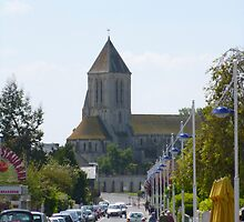 Ouistreham Church by GregoryE