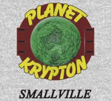 Planet Krypton - Smallville by herogear