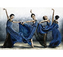 Sequential Dancer Photographic Print