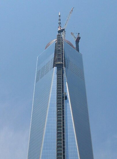 Freedom Tower by Lynn Wright