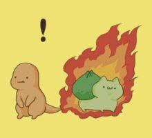 Pokemon by itsuko