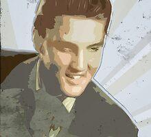 Vintage Elvis by Malpihvost