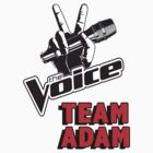 Team Adam Voice Logo by AstroNance