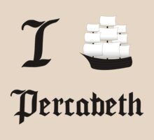 I Ship Percabeth by SpiffyByDesign