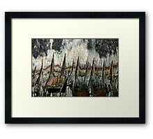 After the Volcano Framed Print