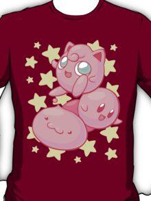 Pink Puff Trio T-Shirt
