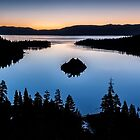 Emerald Bay Morning - Lake Tahoe by Richard Thelen
