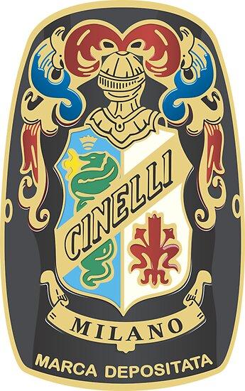 Cinelli  by BonkersStyle