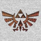 Tribal Triforce by kagcaoili