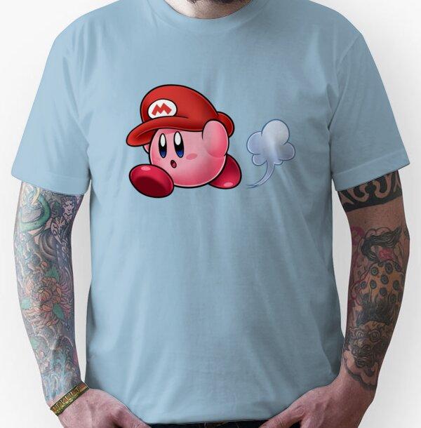 Mario Kirby Unisex T-Shirt
