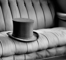 Silk Top Hat by SuddenJim