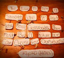 kiyoko quote by amyCrysatlz