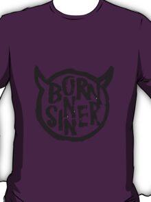 Born Sinner Black T-Shirt